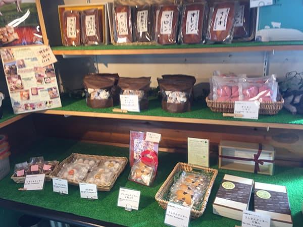 埼玉 日高 加藤牧場 Baffi 日高本店 焼き菓子