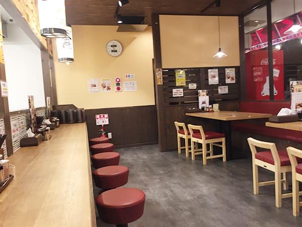 埼玉 東松山 マルキン本舗 東松山店|店内