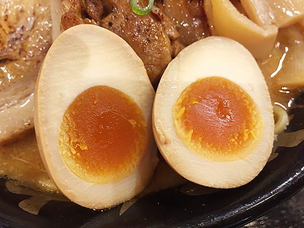 埼玉 東松山 マルキン本舗 東松山店|味玉