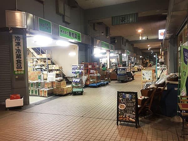 東京 大田 三洋食堂|関連棟