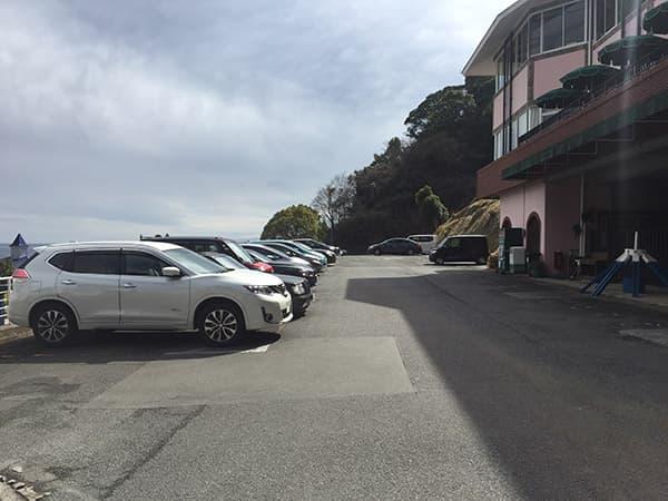 静岡 熱海 COEDA HOUSE(コエダハウス) 駐車場