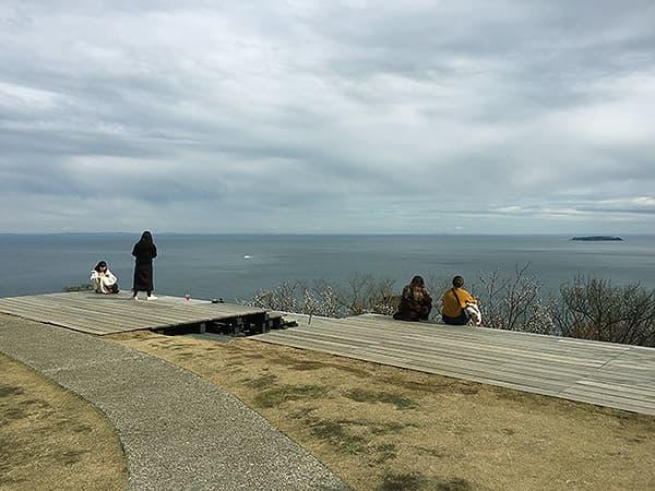 静岡 熱海 COEDA HOUSE(コエダハウス) 海の眺望