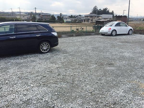埼玉 東松山 やまだ商店 駐車場