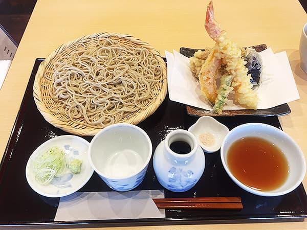 埼玉 東松山 やまだ商店|ざる蕎麦