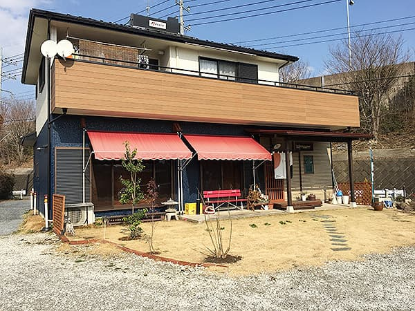 埼玉 東松山 やまだ商店|外観