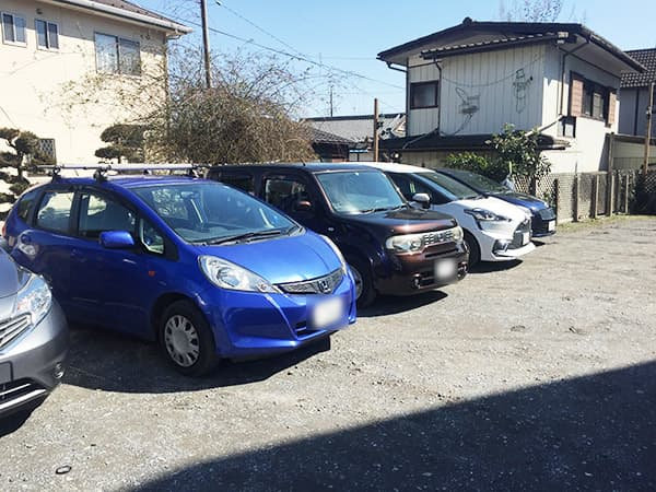 埼玉 高麗 阿里山カフェ 駐車場