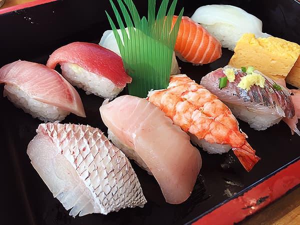 千葉 保田 漁協直営食堂 ばんや|ばんや寿司
