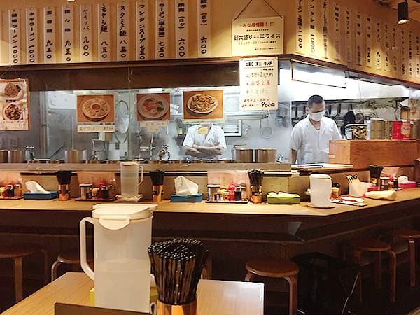 東京 赤坂 中国料理 かおたん 赤坂店|店内