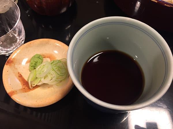 東京 赤坂 室町 砂場 赤坂店|そばつゆ