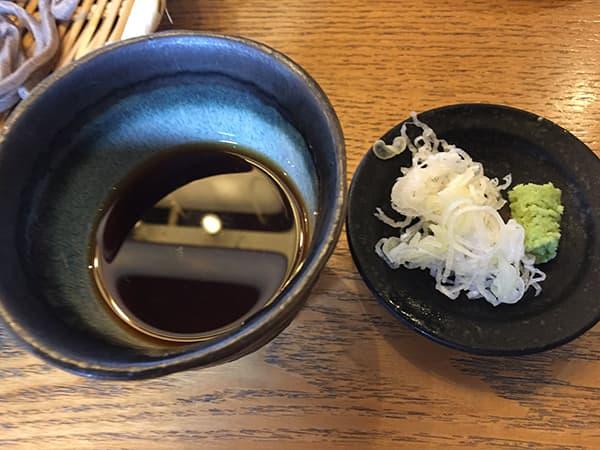 東京 大井町 そば道 東京蕎麦style 大井町本店 そばつゆ