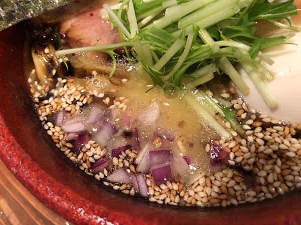 埼玉 狭山 麺屋たつみ 喜心 狭山店|スープ
