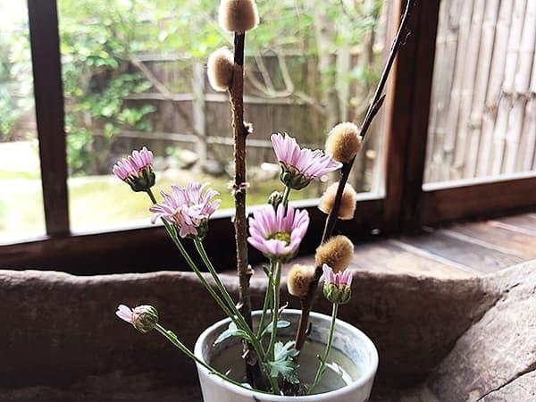 奈良 玄|お花