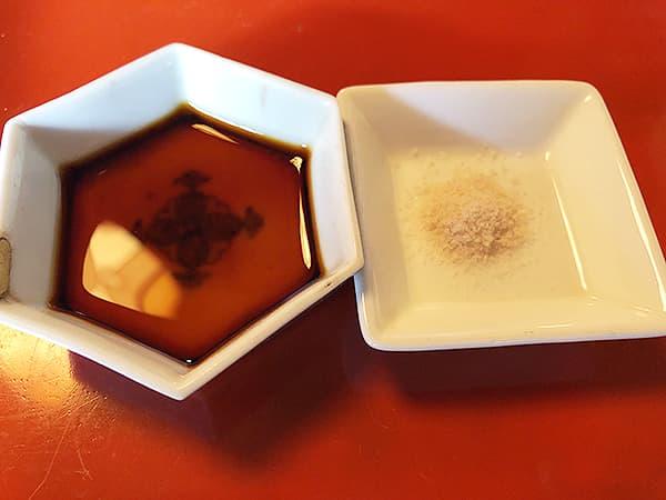 奈良 玄|蕎麦がきつゆ
