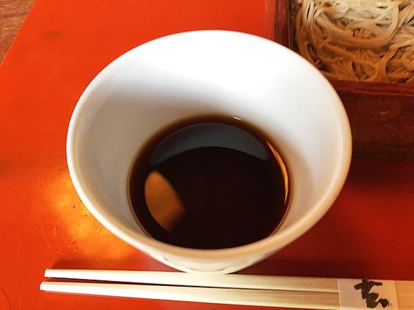 奈良 玄|蕎麦つゆ