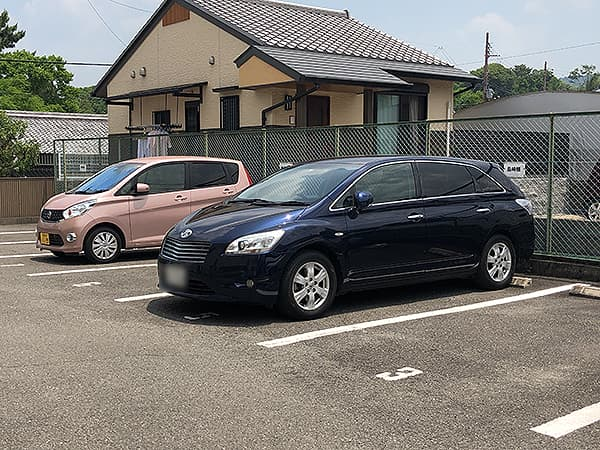 奈良 玄|駐車場