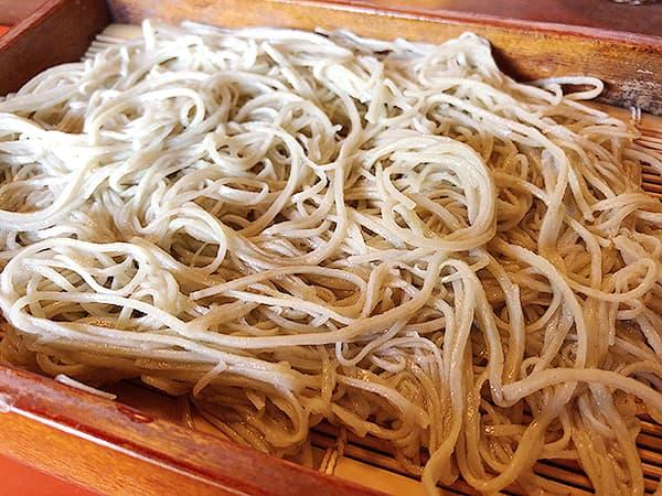 奈良 玄|せいろ蕎麦