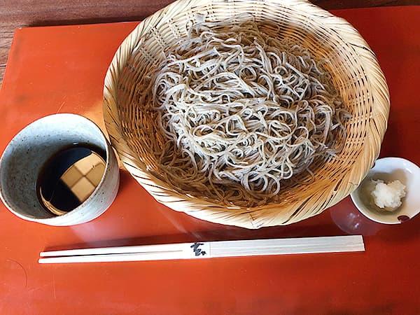 奈良 玄|田舎蕎麦
