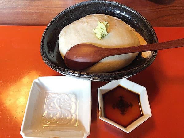 奈良 玄|蕎麦がき