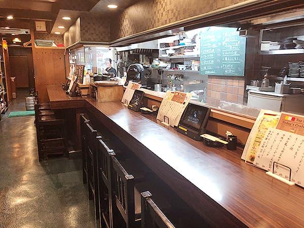 奈良 奈良市 やたがらす 店内
