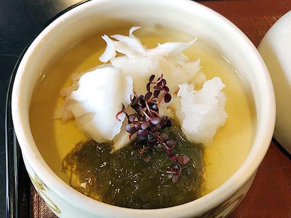 京都 南禅寺 瓢亭 別館|煮物