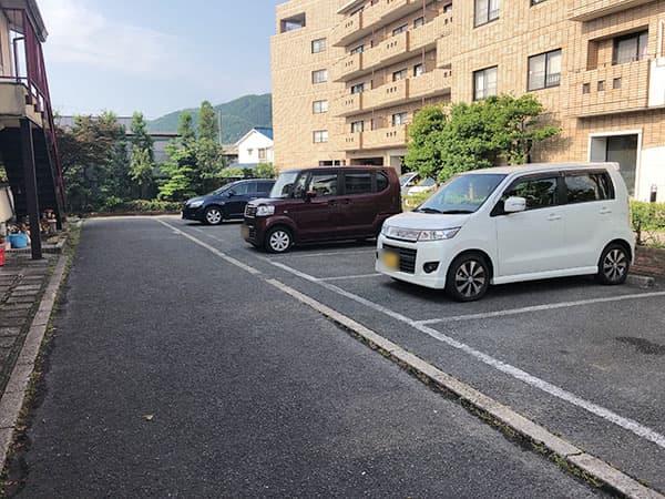 京都 右京区 ヤマモト|駐車場