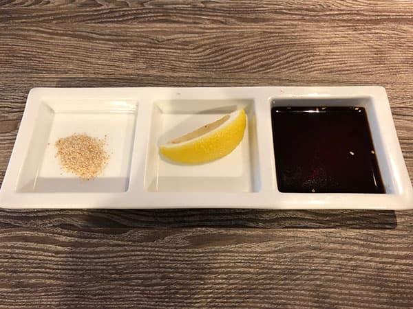 愛知 名古屋 A5焼肉&手打ち冷麺 二郎|タレと塩