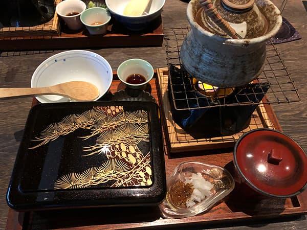 三重 津 いせもん本店|松阪牛レアステーキ重