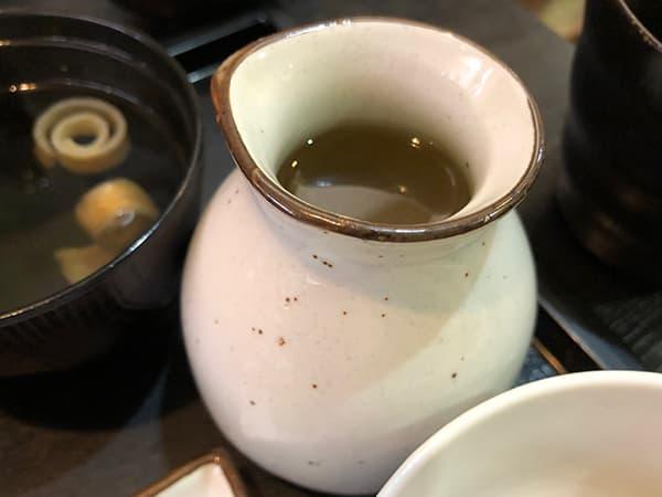 三重 津 大観亭支店 西口店|出汁