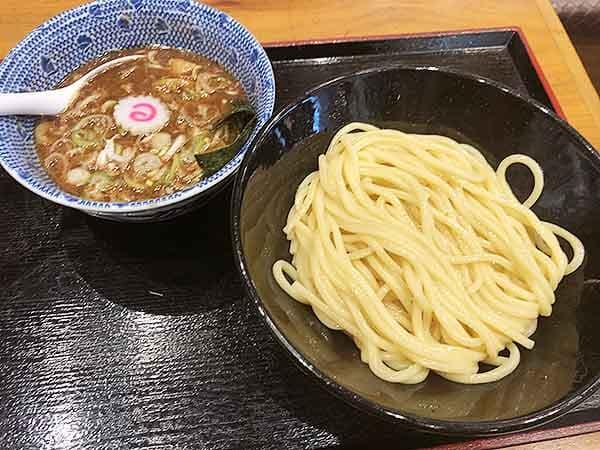 埼玉 入間 頑者 illmatic(イルマティック)|つけ麺