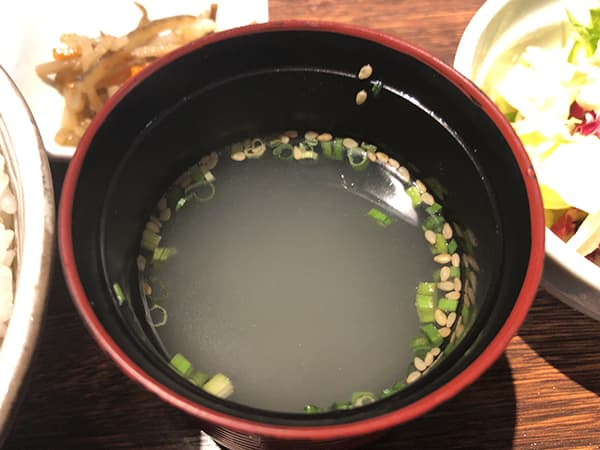 千葉 船橋 将泰庵DINER シャポー船橋店 テールスープ