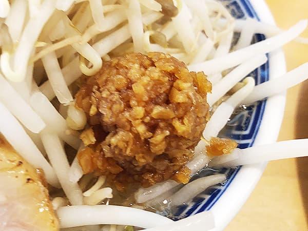 埼玉 狭山 優勝軒 狭山店|ニンニク味噌