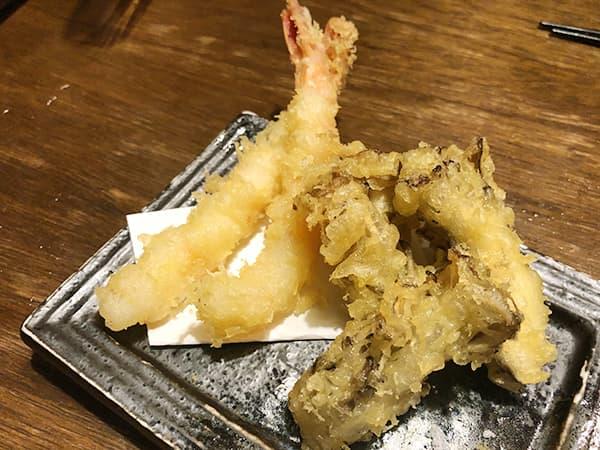 千葉 船橋 金魚屋|天ぷら