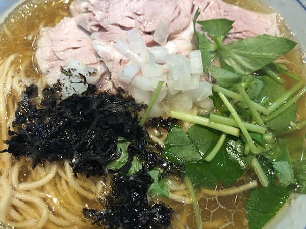 埼玉 所沢 㐂九八(キクヤ~garage~)|煮干し中華そば
