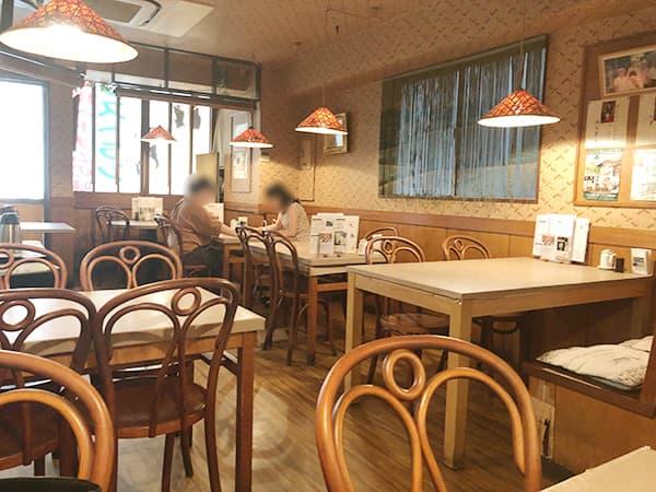 東京 池袋 サイゴン・レストラン|店内
