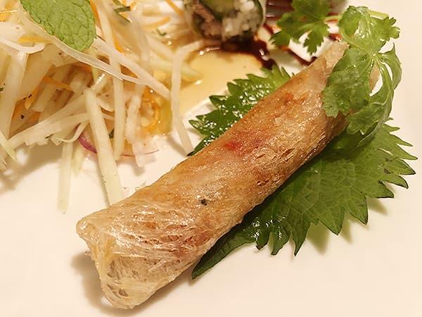東京 池袋 サイゴン・レストラン|アミアミ揚げ春巻