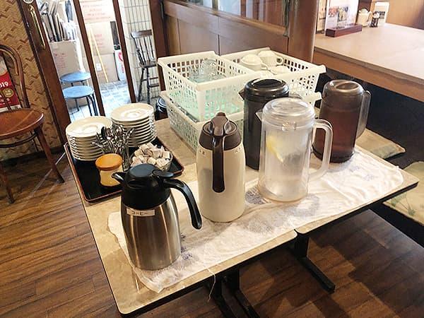 東京 池袋 サイゴン・レストラン|フリードリンク