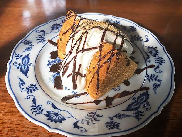 栃木 那須 ベーカリーレストラン・ペニーレイン 那須店|シフォンケーキ