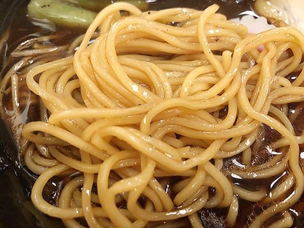 東京 銀座 創龍 麺