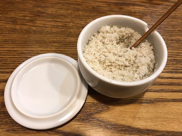 長野 高遠 壱刻|塩