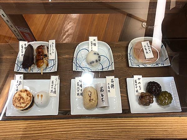 東京 阿佐ヶ谷 うさぎや|ショーケース