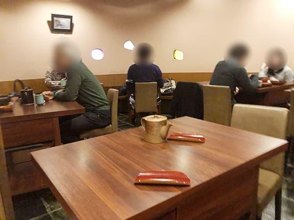 東京 新宿 げんかい食堂 店内
