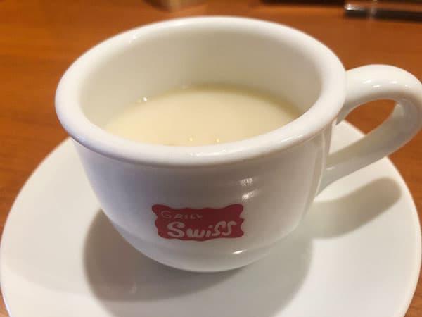 東京 銀座 銀座スイス|スープ