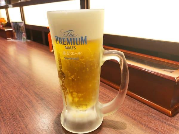 東京 丸の内 電光石火 東京駅店|ビール