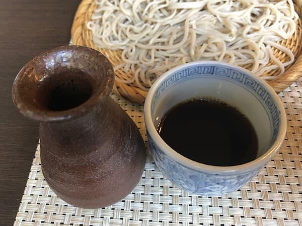 埼玉 北本 蕎麦 阿き津|そばつゆ