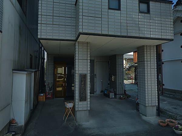 埼玉 行田 深町フライ食堂 外観