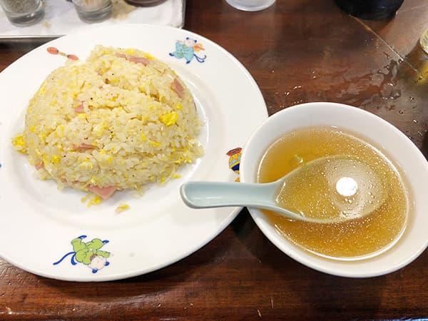 神奈川 川崎 天龍 銀座街店|チャーハン