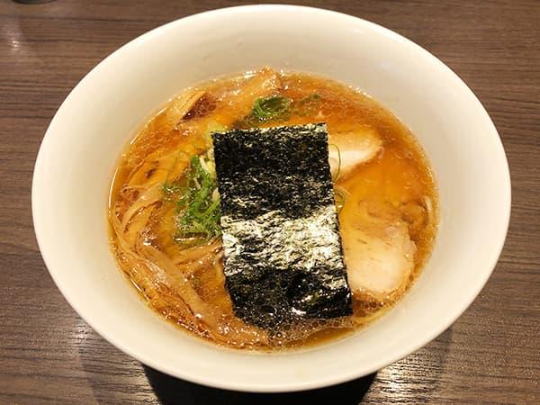 神奈川 戸塚 支那そばや 本店|醤油らぁ麺