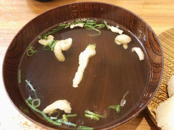神奈川 横浜 一鶴 横浜西口店|スープ
