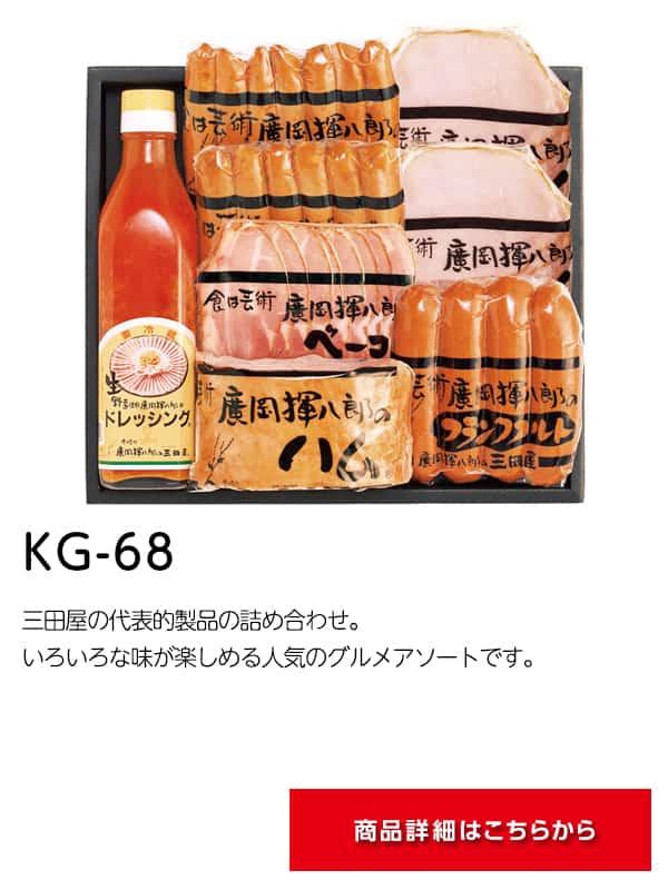 KG-68|廣岡揮八郎の三田屋