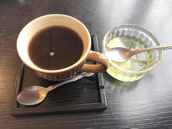 埼玉 秩父 鮨忠|コーヒー